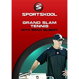 SPORTSKOOL - Grand Slam Tennis with Brad Gilbert