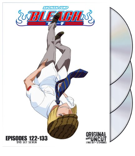 Bleach Uncut Box Set 7