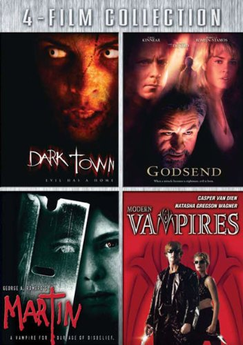 Four-Film Collection (Dark Town / Godsend / Martin / Modern Vampires)