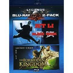 Black Mask / Forbidden Kingdom (Two-Pack) [Blu-ray]