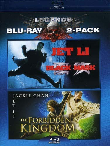 Black Mask / Forbidden Kingdom (Two-Pack) [Blu-ray]