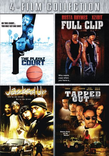 Four-Film Collection (Playaz Court / Full Clip / Jacked Up / Tapped Out)