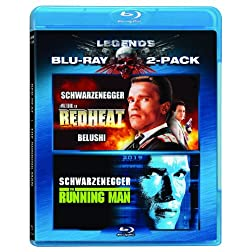 Running Man / Red Heat (Two-Pack) [Blu-ray]