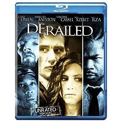 Derailed [Blu-ray]