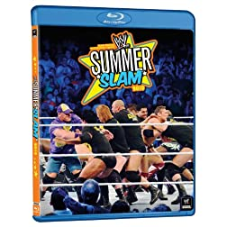 WWE: SummerSlam 2010 [Blu-ray]