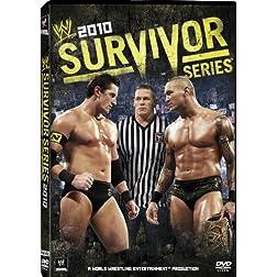WWE: Survivor Series 2010
