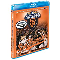 2010 San Francisco Giants: The Official World Series Film [Blu-ray + DVD Combo]