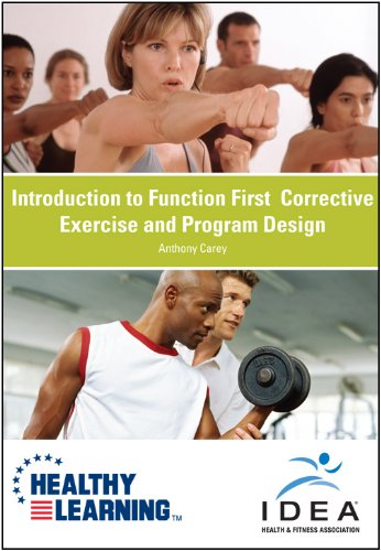Introduction to Function First Corrective Exercise and Program Design