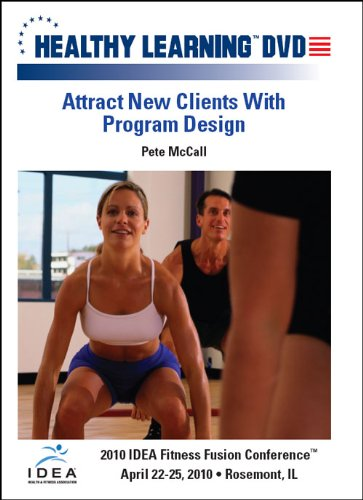 Attract New Clients With Program Design