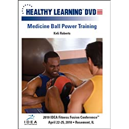 Medicine Ball Power Training