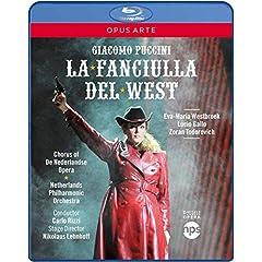 Fanciulla Del West [Blu-ray]