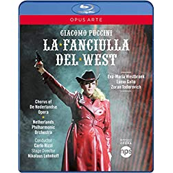 Fanciulla Del West [Blu-ray]