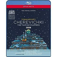 Tchaikovsky: Cherevichki - The Tsarina's Slippers [Blu-ray]