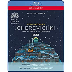 Tchaikovsky: Cherevichki - The Tsarina's Slippers [Blu-ray]