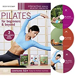 Pilates For Beginners (3 DVD Set)