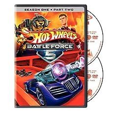 Hot Wheels Battle Force 5: Season 1 Pt.2