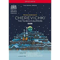Tchaikovsky: Cherevichki (The Tsarina's Slippers)