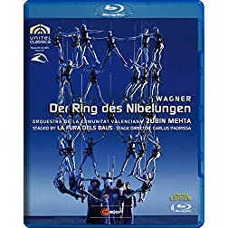 Der Ring Des Nibelungen [Blu-ray]