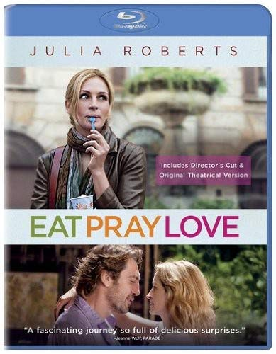 Eat Pray Love [Blu-ray]