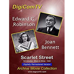 Scarlet Street - 1945 (Digitally Remastered Version)