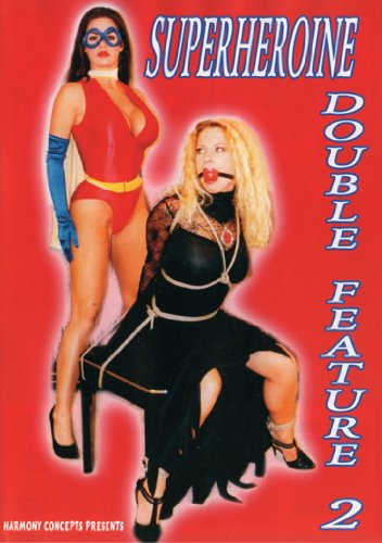 Superheroine Double Feature 2