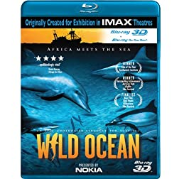 IMAX: Wild Ocean (Blu-ray 3D Version)