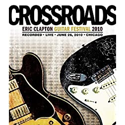 Eric Clapton - Crossroads Guitar Festival 2010 (2 DVD - Super Jewel Case)