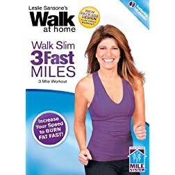 Leslie Sansone: Walking at Home (3 Mile Fast-Paced Walk)
