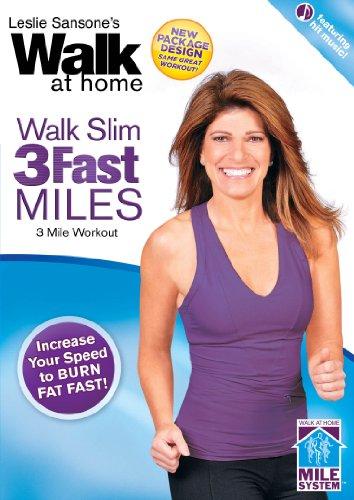 Leslie Sansone: Walking at Home (3 Mile Fast-Paced Walk)