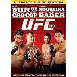 UFC 119: Mir v. Cro Cop