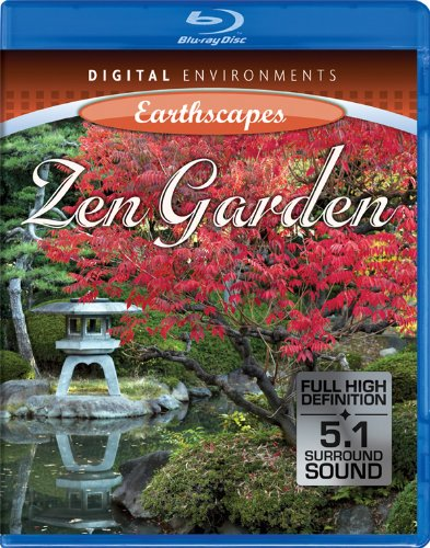 Living Landscapes: Zen Garden [Blu-ray]