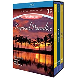 Living Landscapes: Tropical Paradise [Blu-ray]