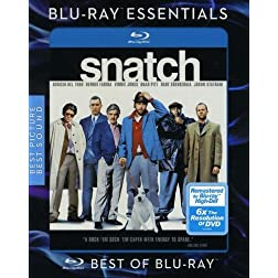 Snatch [Blu-ray]