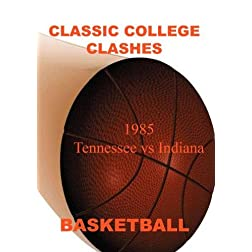 1985 Tennessee vs Indiana - Basketball