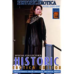 The Historic Erotica Collection (4 Disc Set)