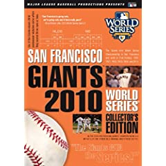 The San Francisco Giants 2010 World Series Collector's Edition