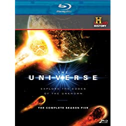 Universe: Complete Season 5 [Blu-ray]