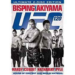 UFC 120: Bisping vs Akiyama
