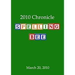 2010 Chronicle Spelling Bee