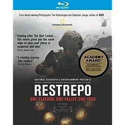 Restrepo [Blu-ray]