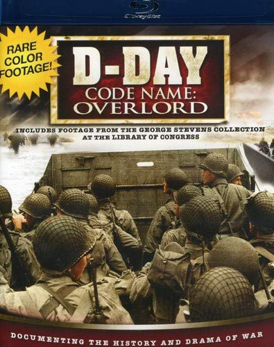 D-Day Code Name: Overlord! [Blu-ray]