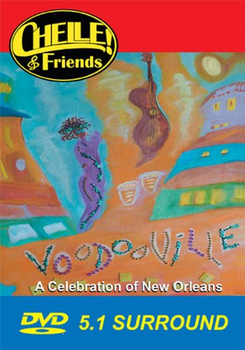Voodooville: A Celebration of New Orleans