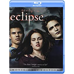 The Twilight Saga: Eclipse (Single-Disc Edition) [Blu-ray]