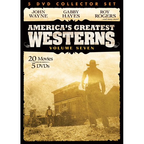 Great American Western Collector's Set V.7