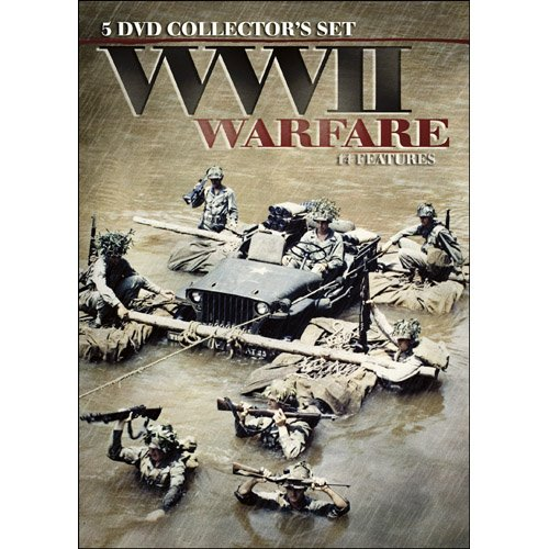 WWII Warfare Collectors Set V.4