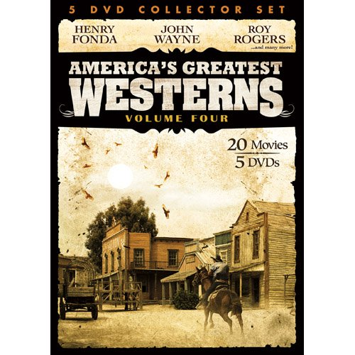 Great American Western Collector's Set V.4
