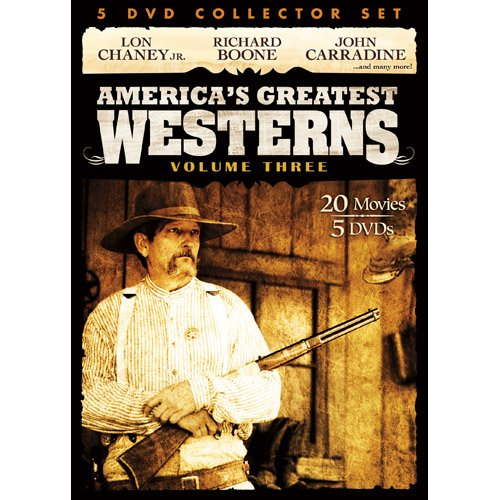 Great American Western Collector's Set V.3