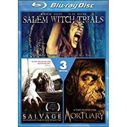 Salem Witch Trials / Salvage / Mortuary [Blu-ray]