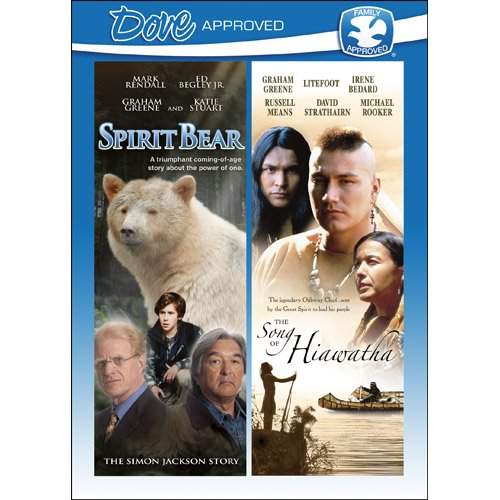 Spirit Bear: The Simon Jackson Story / The Song of Hiawatha