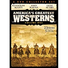 Great American Western Collector's Set V.1